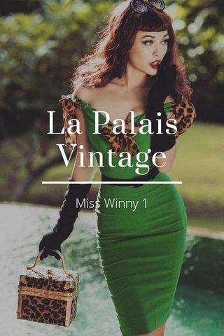 La Palais Vintage Miss Winny 1