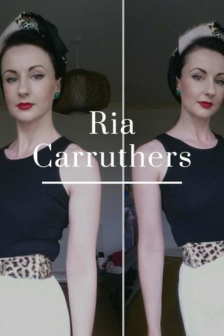 Ria Carruthers
