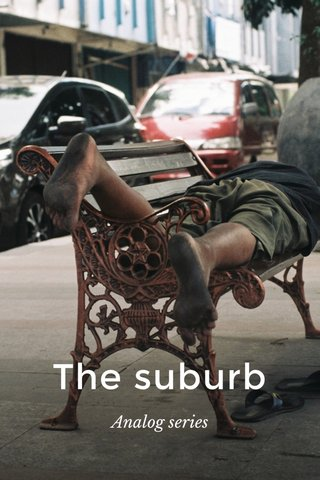 The suburb Analog series