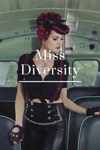 Miss Diversity