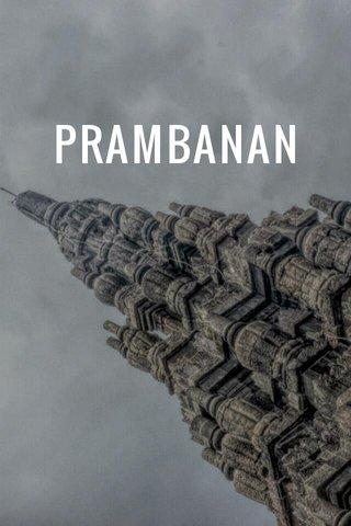 PRAMBANAN