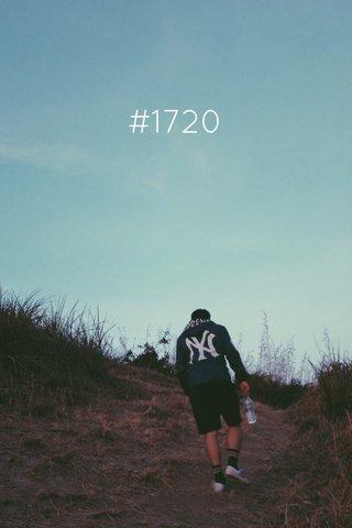 #1720