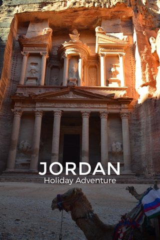 JORDAN Holiday Adventure