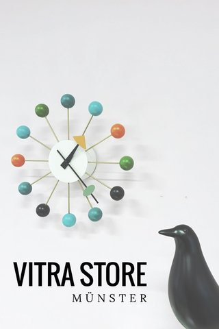 VITRA STORE MÜNSTER