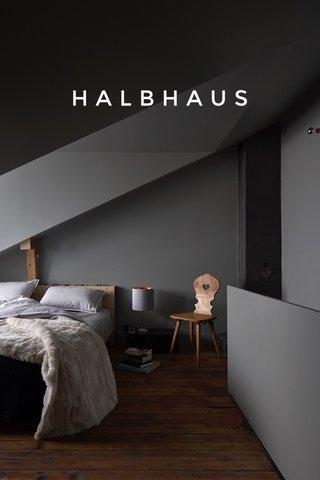 HALBHAUS