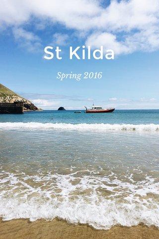 St Kilda Spring 2016