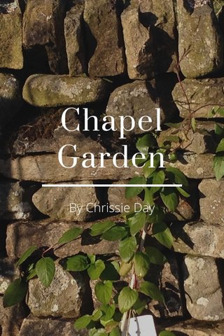 Chapel Garden By Chrissie Day