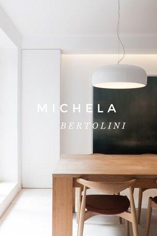MICHELA BERTOLINI