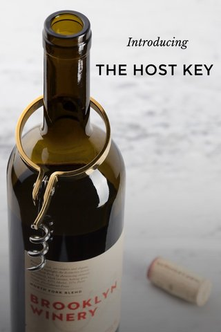 THE HOST KEY Introducing