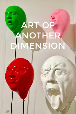 ART OF ANOTHER DIMENSION