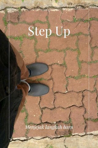 Step Up Menjejak langkah baru