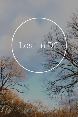 Lost in DC