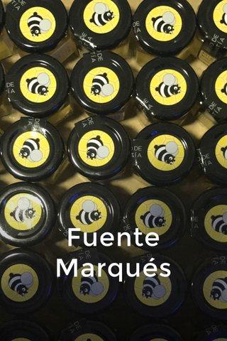 Fuente Marqués