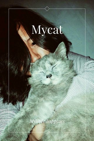Mycat Mylittle happines