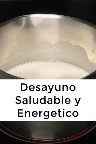 Desayuno Saludable y Energetico