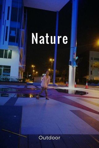 Nature Outdoor