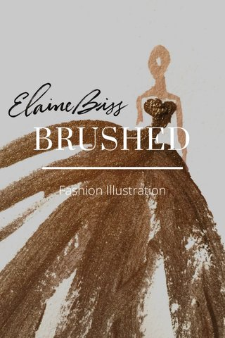 BRUSHED Fashion Illustration