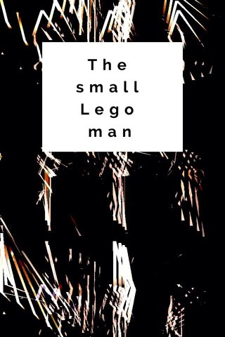 The small Lego man
