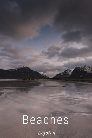 Beaches Lofoten