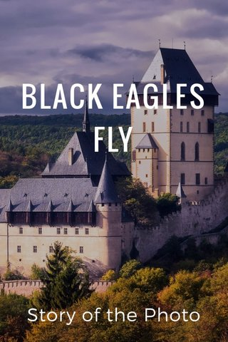 BLACK EAGLES FLY Story of the Photo