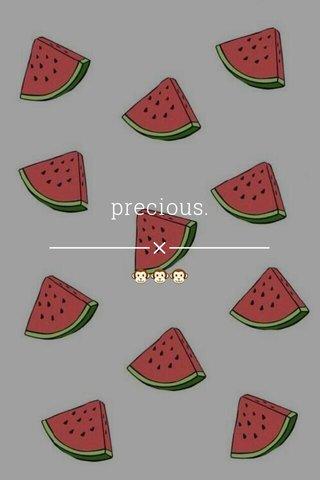 precious. 🐵🐵🐵