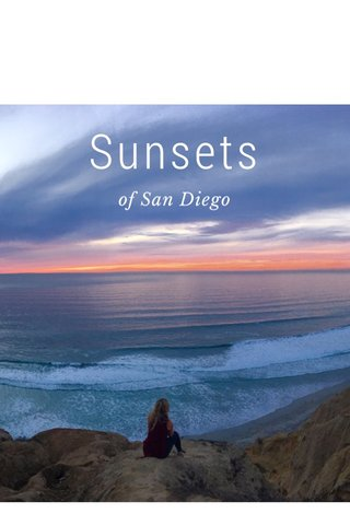 Sunsets of San Diego