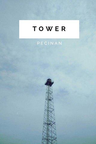 TOWER PECINAN