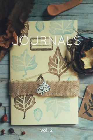 JOURNALS vol. 2