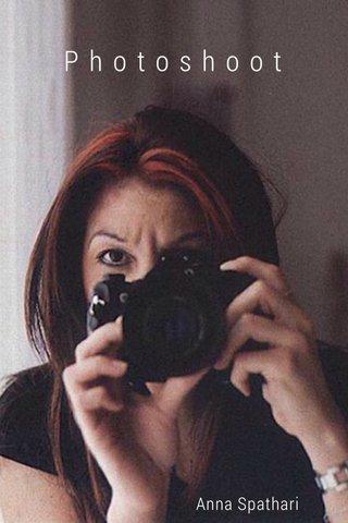 Photoshoot Anna Spathari