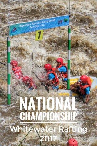 Whitewater Rafting 2017