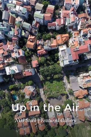 Up in the Air NOI Stock   Featured Gallery