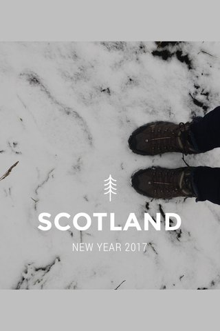 SCOTLAND NEW YEAR 2017