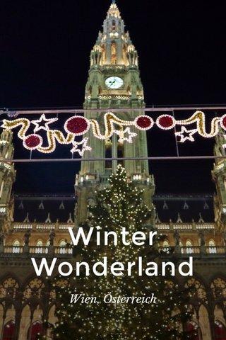 Winter Wonderland Wien, Österreich