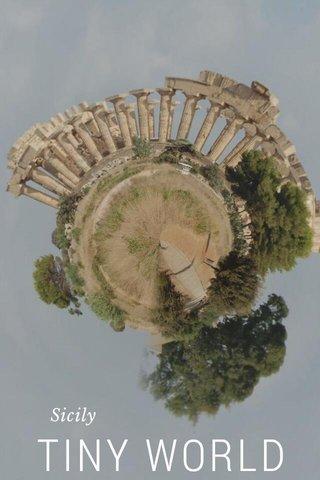 TINY WORLD Sicily