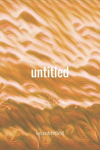 untitled unsubtitled