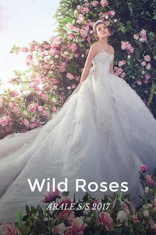 Wild Roses ARALE S/S 2017