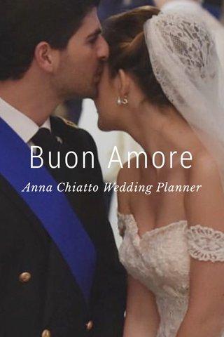 Buon Amore Anna Chiatto Wedding Planner