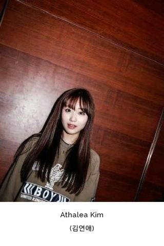 Athalea Kim (김연애)