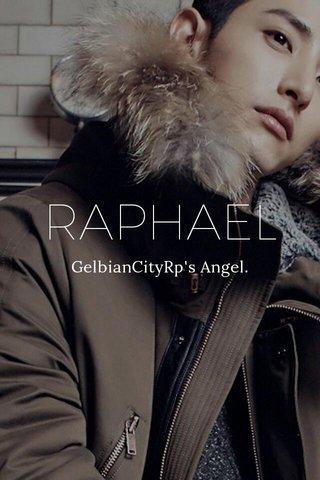 RAPHAEL GelbianCityRp's Angel.