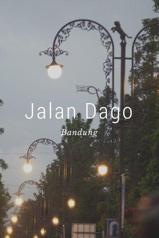 Jalan Dago Bandung