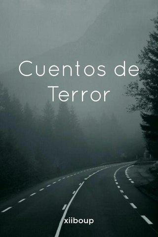 Cuentos de Terror xiiboup