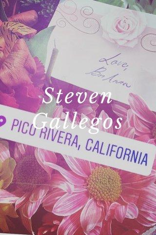 Steven Gallegos