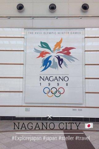 NAGANO CITY 🇯🇵 #Explorejapan #japan #steller #travel