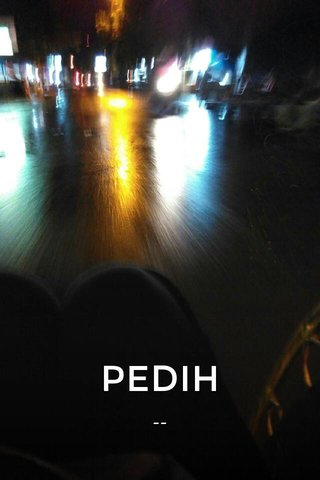 PEDIH