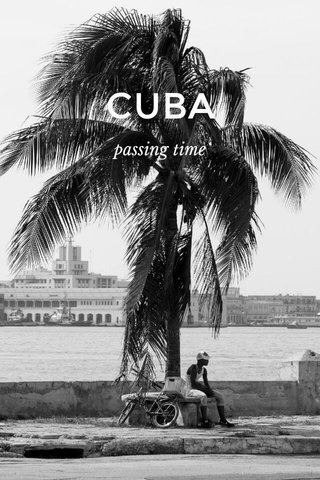 CUBA passing time