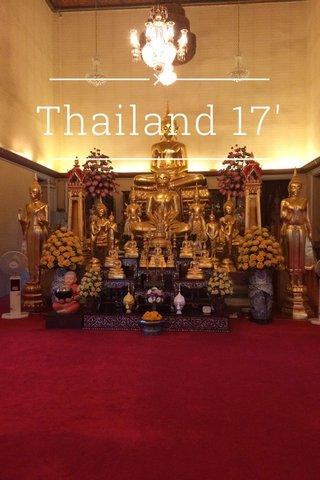 Thailand 17'