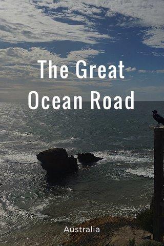 The Great Ocean Road Australia