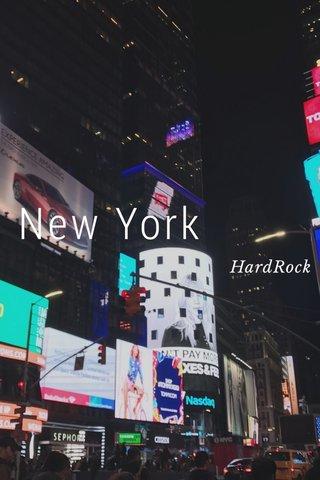 New York HardRock