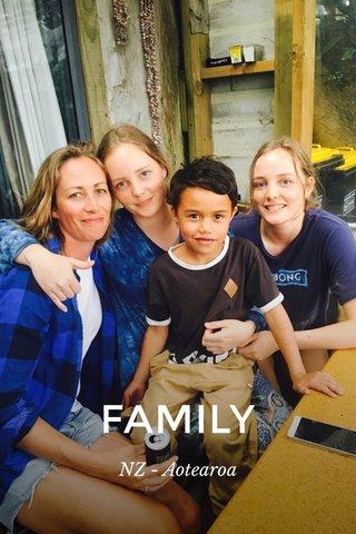 FAMILY NZ - Aotearoa