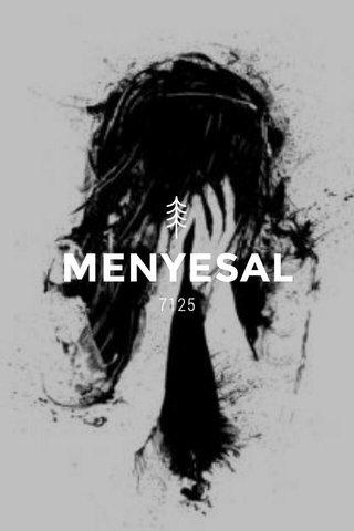 MENYESAL 7125